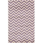 Erna Purple Area Rug Rug Size: Rectangle 5' x 8'