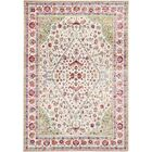 Carrico Red Area Rug Rug Size: Rectangle 4' x 6'