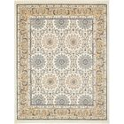 Jackson Ivory Area Rug Rug Size: Rectangle 8' x 10'