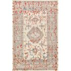 Rune Beige Area Rug Rug Size: Rectangle 5' x 8'