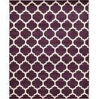 Moore Purple Area Rug Rug Size: Rectangle 8' x 10'