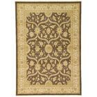 Britley Brown Area Rug Rug Size: Rectangle 7' x 10'