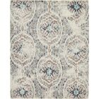 Alstrom Silver Area Rug Rug Size: Rectangle 8' x 10'