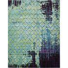 Yareli Blue/Violet Area Rug Rug Size: Rectangle 13' x 19'8