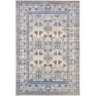Shailene Ivory Area Rug Rug Size: Rectangle 6' x 9'