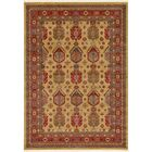 Valley Beige Area Rug Rug Size: Rectangle 7' x 10'