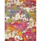 Elvia Pink Area Rug Rug Size: Rectangle 9' x 12'