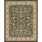 Essehoul Green Area Rug Rug Size: Rectangle 8' x 10'