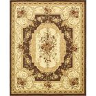 Oskar Beige Area Rug Rug Size: Rectangle 8' x 10'