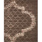 Steinbeck Brown Area Rug Rug Size: Rectangle 8' x 10'