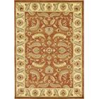 Fairmount Brick Red Area Rug Rug Size: Rectangle 7' x 10'