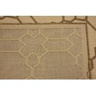 Genevieve Beige Area Rug Rug Size: Rectangle 5'3