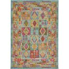 Phillips Light Blue Area Rug Rug Size: Rectangle 7' x 10'