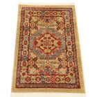 Valley Beige Area Rug Rug Size: Rectangle 9' x 12'
