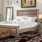 Barnsdall Panel Bed Size: Eastern King