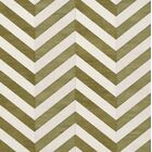 Shellenbarger Wool Herb/White Area Rug Rug Size: Square 8'