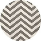 Shepardson Wool Quarry Area Rug Rug Size: Round 12'