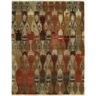 Weinstock Hand Knotted Wool Beige/Brown Area Rug Rug Size: Runner 2'6
