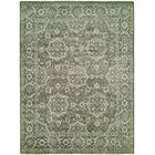 McLelland Hand Knotted Wool Gray Area Rug Rug Size: Runner 2'6