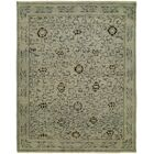 Evalyn Hand-Knotted Wool Beige Area Rug Rug Size: Rectangle 9' x 12'