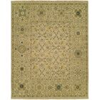 Mascoutah Wool Beige Area Rug Rug Size: Rectangle 6' x 9'