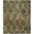 Chelsea Hand Knotted Wool Brown Area Rug Rug Size: Square 8'