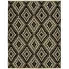 Liya Natural Wool Gray Area Rug Rug Size: Rectangle 2' x 3'