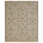 Heritage Wool Gray Area Rug Rug Size: Square 6'