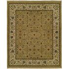 Herrmann Wool Brown Area Rug Rug Size: Rectangle 2' x 3'