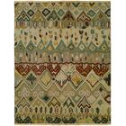 Giuliano Wool Beige Area Rug Rug Size: Square 6'
