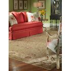 Maurice Hand Knotted Wool Green/IvoryArea Rug Rug Size: Rectangle 12' x 15'