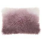 Hornsea Throw Pillow Color: Lavender/White
