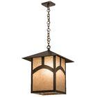 Wygant 1-Light Lantern Pendant