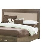 Lipscomb Upholstered Panel Headboard Size: Queen