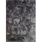 Wideman Hand-Tufted Steel Gray Area Rug Size: Rectangle 7'6