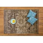 Selimi Beige/Brown Area Rug Rug Size: Rectangle 5'3