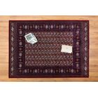 Caledonian Red Area Rug Rug Size: Rectangle 5'3