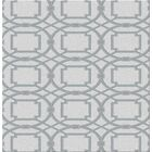 Fierros Gray Area Rug Rug Size: Rectangle 5'3