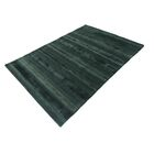 Talley Hand-Tufted Wool Dark Green Area Rug Rug Size: Rectangle 5'3