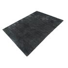Christen Pewter Hand-Tufted Wool Gray Area Rug Rug Size: Rectangle 7'11