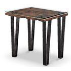 Chairez End Table