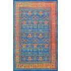 Durgin Blue Area Rug Rug Size: Rectangle 8' x 10'