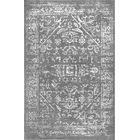Cerna Dark Gray Area Rug Rug Size: Rectangle 8' x 10'