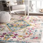 Cendejas Ivory Area Rug Rug Size: Rectangle 9' x 12'