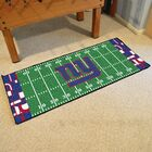 NFL Green Area Rug Team: New York Giants