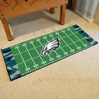 NFL Green Area Rug Team: Philadelphia Eagles