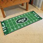 NFL Green Area Rug Team: New York Jets