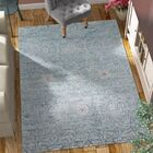 Annet Blue Area Rug Rug Size: Rectangle 5'3