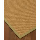 Kimpel Hand-Woven Beige Area Rug Rug Size: Rectangle 5' x 8'