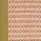 Buse Hand-Woven Beige Area Rug Rug Size: Rectangle 6' x 9'